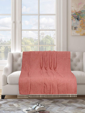 Saral Home  Chenille Sofa Throw