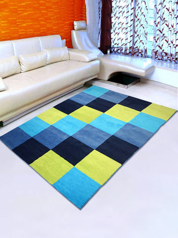 Saral Home Soft Microfiber Anti Slip Kids Design Floor Carpet- 120x180 cm