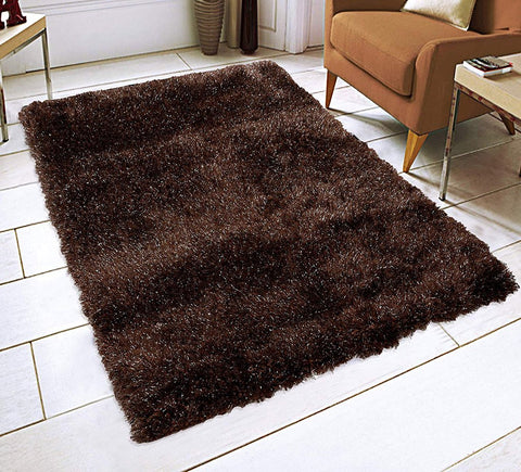 Saral Home Multipurpose Shaggy Carpets