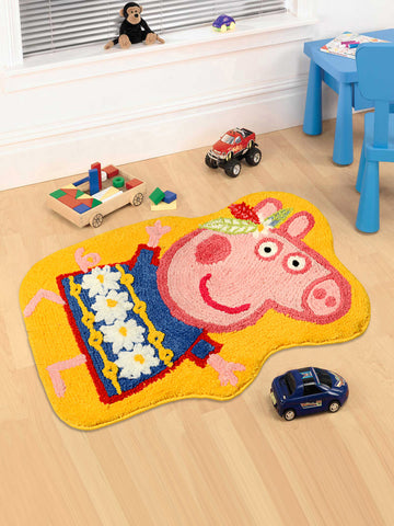 Peppa-pig Anti-slip Multipurpose Mat.50x70 Cms