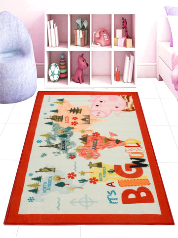 Peppa-pig new world carpet ( 80x130 cm )
