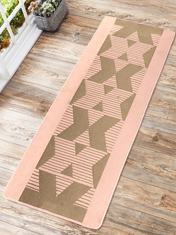I Star Design Hand Woven  Anti-skid Washable Yoga Mat + Carry bag (70x170cms)