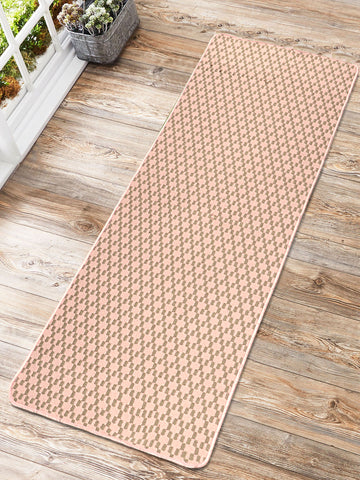 Still Design Hand Woven Anti-skid Washable Yoga Mat + Carry bag (70x170cms)
