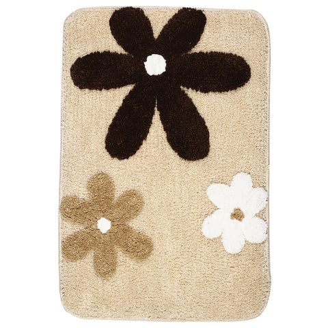 Buy this beautiful Sakura Bathmat product from saral home, enhance the beauty of Bathrooms and your home furnishing.
