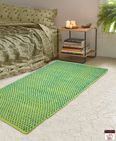 Saral Home Dots Mini Rug-70*170cm