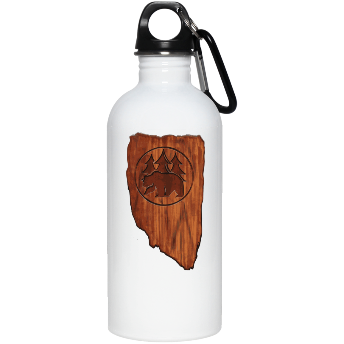 Bearier 20 oz. Stainless Steel Water Bottle