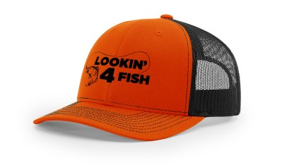 Lookin 4 Fish Hat
