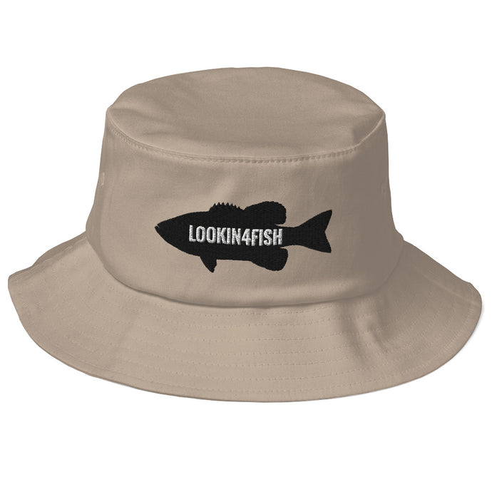 Bass Bucket Hat