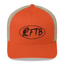 Load image into Gallery viewer, FTB Trucker Cap