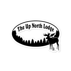 Up North Lodge Sticker