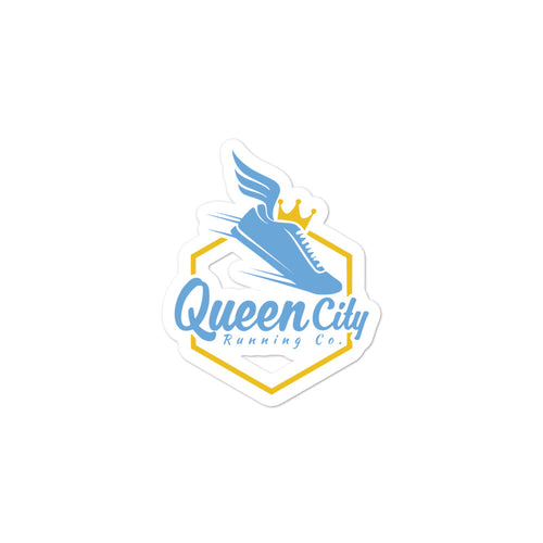 Queen City Running Co. Sticker