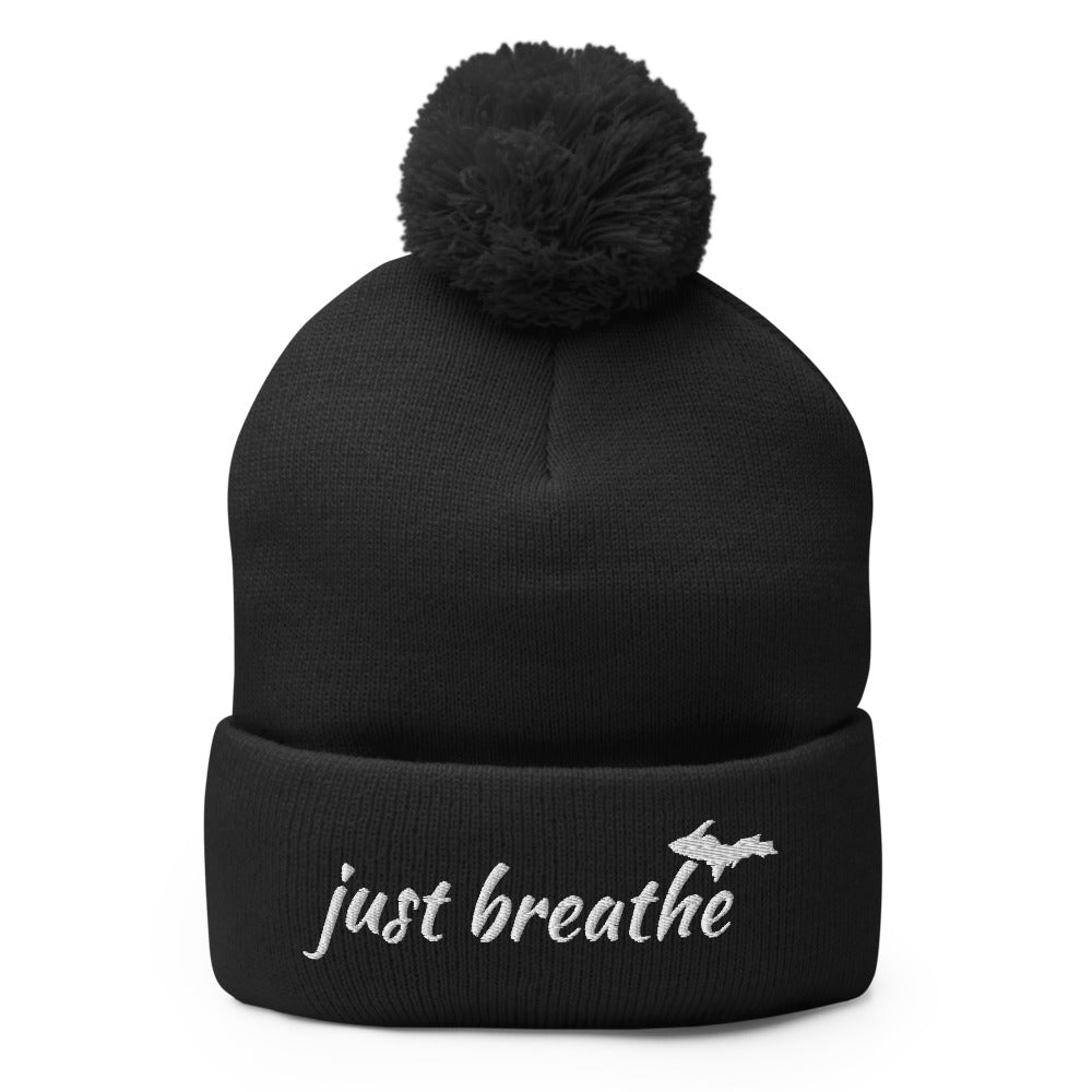 Just Breathe Beanie