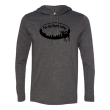 Load image into Gallery viewer, The Up North Lodge Hooded T-Shirt