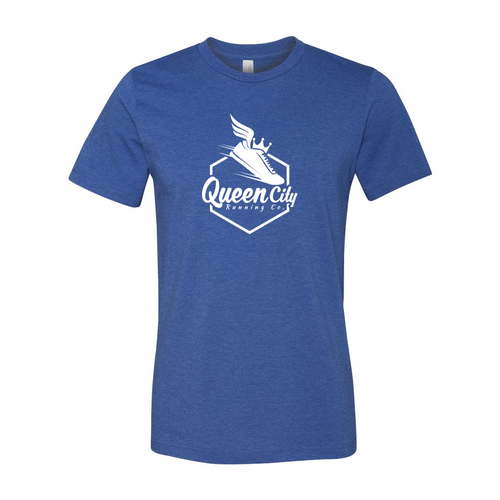 Queen City Running Co. Jersey Tee