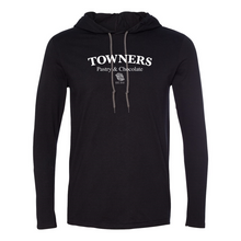 Load image into Gallery viewer, Towner's Hooded T-Shirt