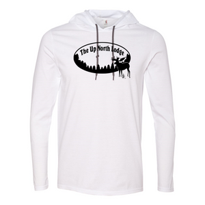 The Up North Lodge Hooded T-Shirt
