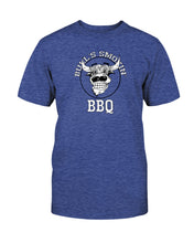 Load image into Gallery viewer, Bull's Smokin' BBQ T-Shirt