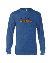 Load image into Gallery viewer, Wingheadz Long Sleeve T-Shirt