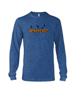 Wingheadz Long Sleeve T-Shirt