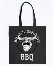 Load image into Gallery viewer, Bull's Smokin' BBQ Tote