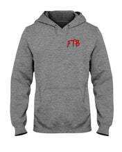 Load image into Gallery viewer, FTB (left chest) Hoodie