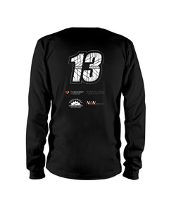 Goeder Racing Long Sleeve T-Shirt