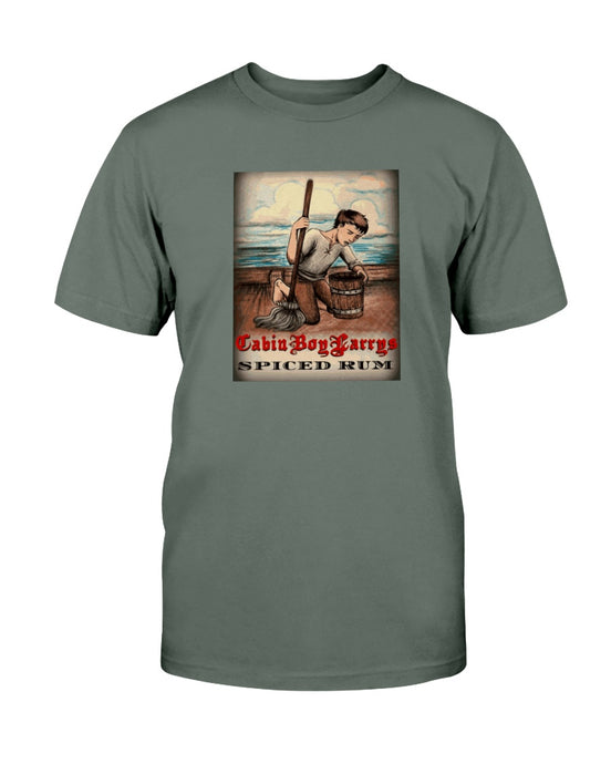 Cabin Boy Larry T-Shirt