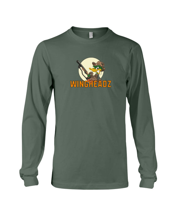 Wingheadz Duck Long Sleeve T-Shirt