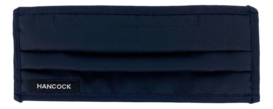Face Mask - Plain Navy