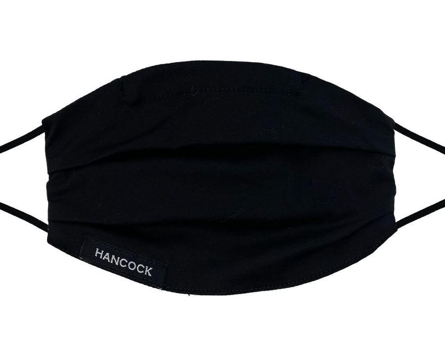 Comfort Mask - Solid Black
