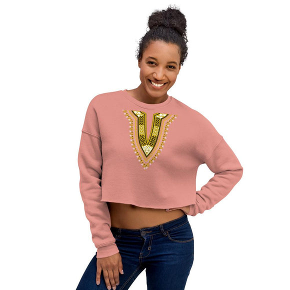Sweat-Shirt Crop-Top 3 coloris - EvesAdams