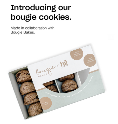 Introducing our Bougie Cookie