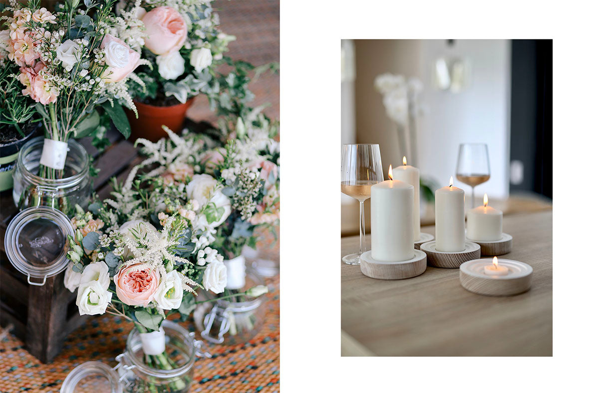 Enhance Your Wedding With The Perfect Scents