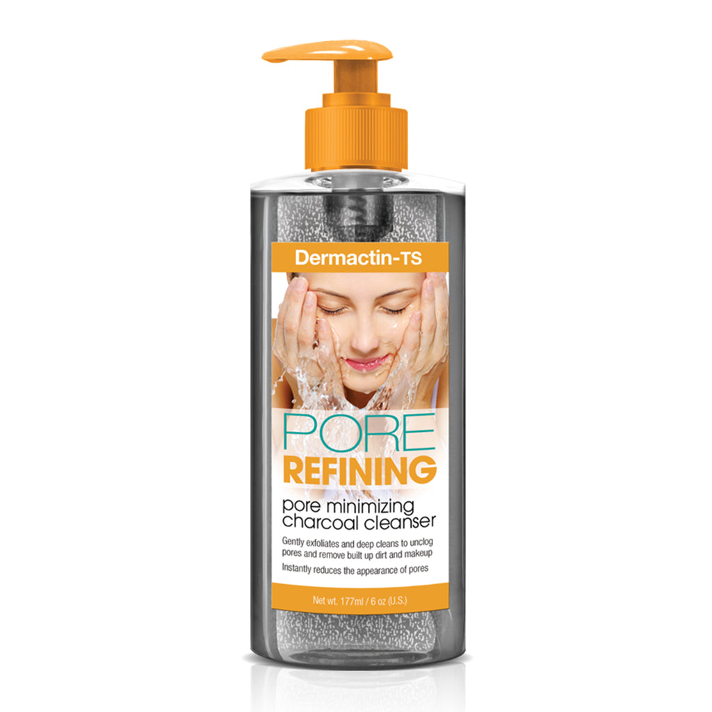 Dermactin-TS Pore Refining Charcoal Cleanser 5.7 oz.