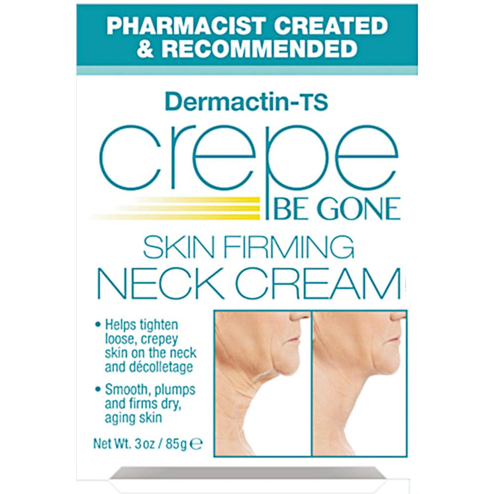 Dermactin-TS Crepe Be Gone Firming Neck Cream 3 oz.