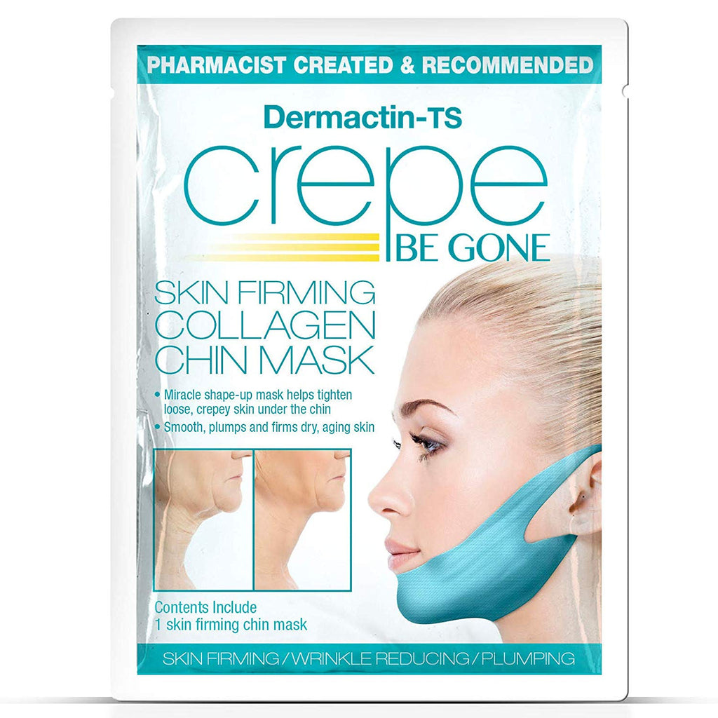 Crepe Be Gone Skin Firming Collagen Chin Mask