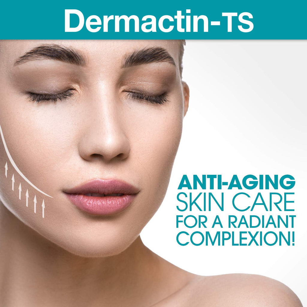 Dermactin-TS Clarifying/Absorbing/Detoxifying Targeted Facial Patches with Tea Tree Oil