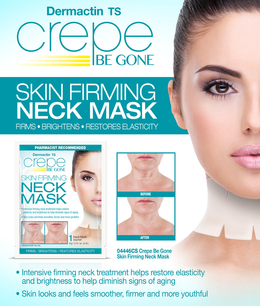 Crepe Be Gone Skin Firming Neck Mask