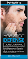 Dermactin-TS Men's Age Spot Defense 1 oz.