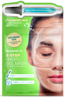 Dermactin-TS 2-Step Hydro Gel Mask - Hyaluronic Acid