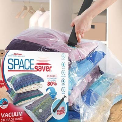 Neutral Space Saver Vacuum Bags