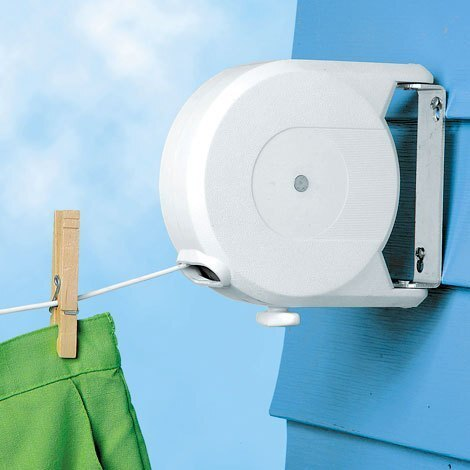 Engrossing Retractable Indoor Clothesline