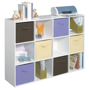 Online shopping closetmaid 1290 cubeicals organizer 12 cube white