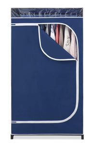 Select nice whitmor clothes closet freestanding garment organizer with sturdy fabric cover