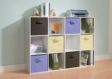 Load image into Gallery viewer, On amazon closetmaid 1290 cubeicals organizer 12 cube white