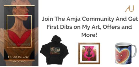Join The Amja Unabashedly Community