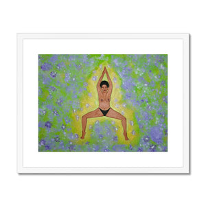 Spring Goddess Framed & Mounted Print (Limited Edition)