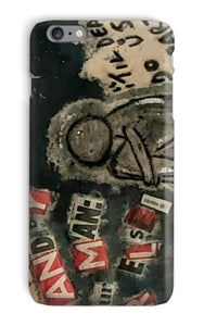 Stand by Your Man Phone Case - Amja Art