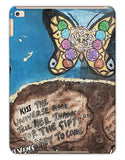 """ Kiss the Universe"" Tablet Cases - Amja Art"