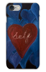 Love Of Self Phone Case - Amja Art